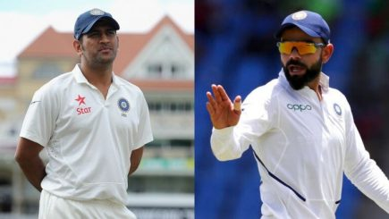 virat-kohli-equals-ms-dhoni-for-most-test-wins-as-indian-captain-mplive